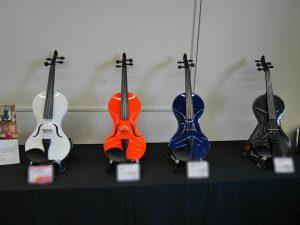 カーボンバイオリンとは